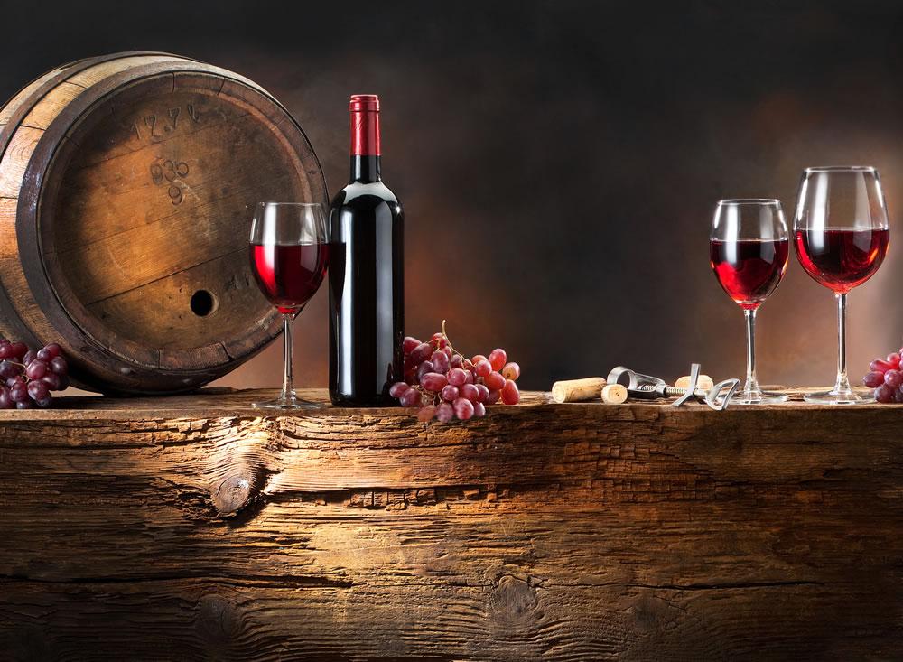 Vin testning